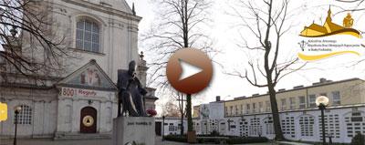Zapraszamy na wirtualny spacer po klasztorze